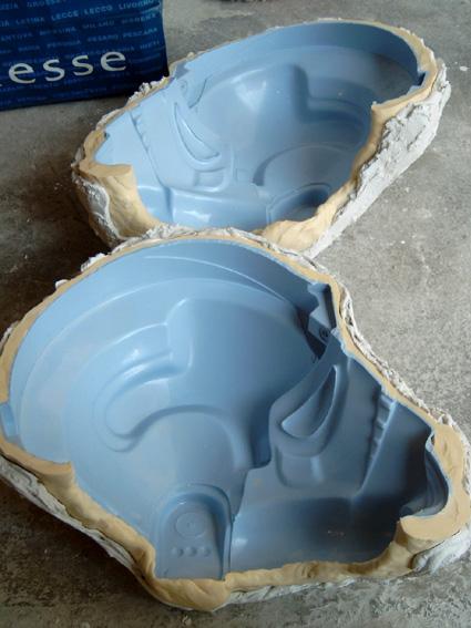 Prochima gomma siliconica pennelabile spatolabile tixo for Gomma siliconica prochima