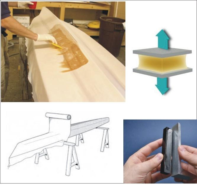 Resina poliuretanica trasparente prochima for Resina epossidica bricoman